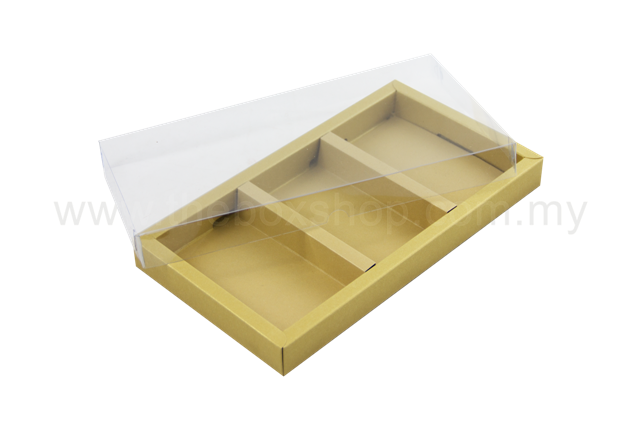 FTB 0004VP - 235 x 118 x 24mm with compartment (H)