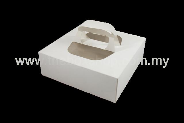FTI 0044W - 228 x 228 x 75mm (H)
